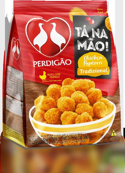 Chicken popcorn tradicional